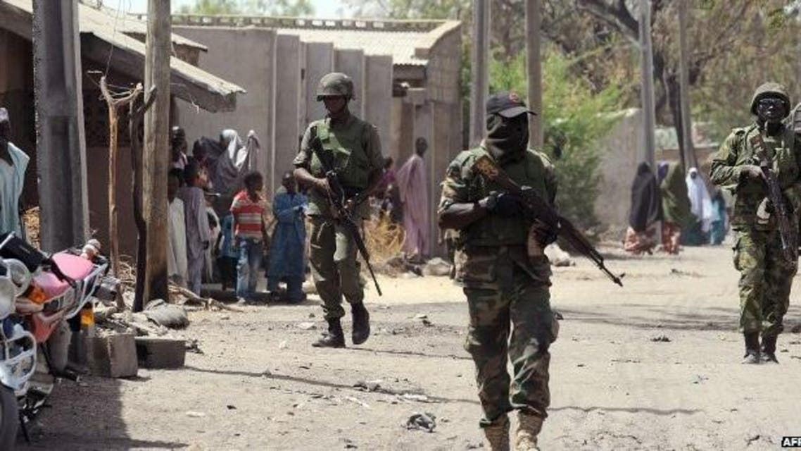 الجيش النيجيري نيجيريا