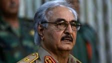 لیبیا: جنرل خفترکی فوج میں دوبارہ خدمات حاصل کرنے کا فیصلہ