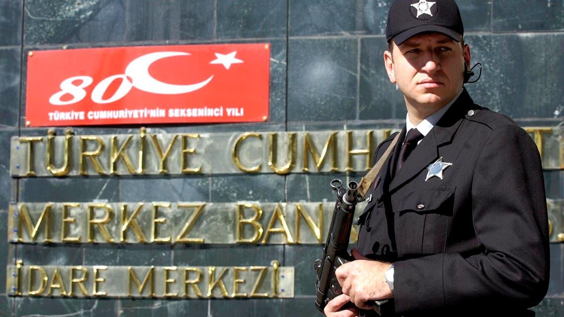 Turksih Central Bank AP