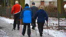 Life in the slow lane: walking groups boost health