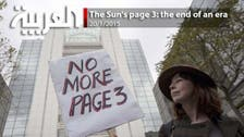 The Sun's page 3: the end of an era