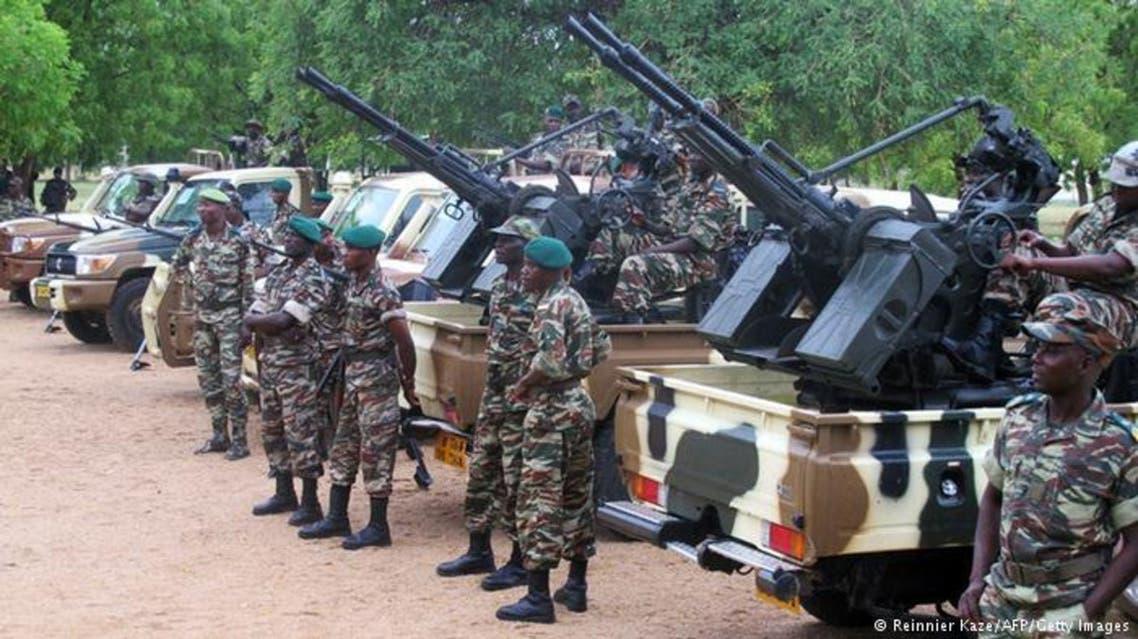 الجيش الكاميروني الكاميرون