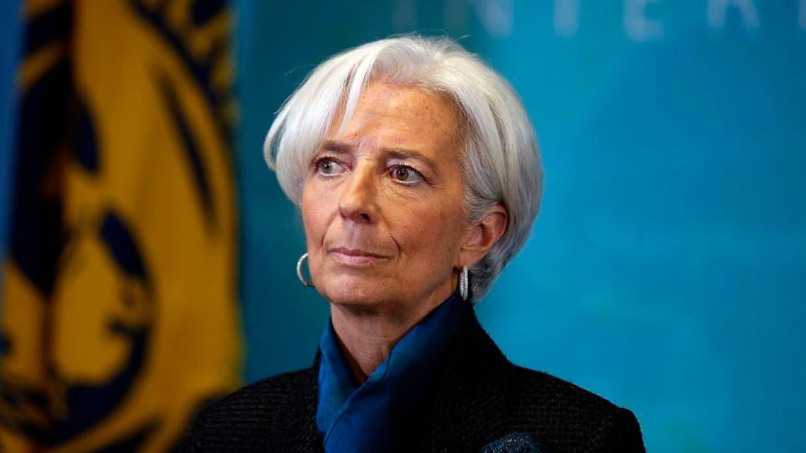 International Monetary Fund (IMF) Managing Director Christine Lagarde,