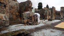 Ancient scrolls charred in Vesuvius eruption come to life