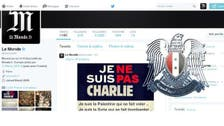 French daily Le Monde says Twitter account hacked by Syrian Electronic Army