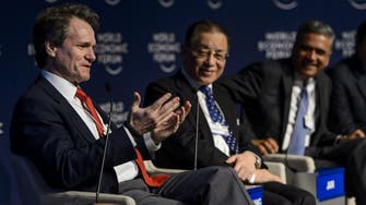 Structural reforms key to spurring growth: business leaders in Davos