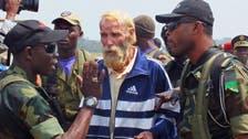Cameroon says German hostage held by Boko Haram freed