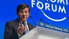Turkey PM at Davos highlights priorities of G20 presidency