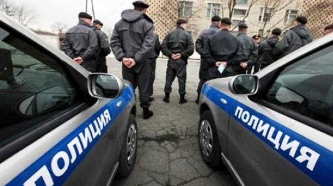الشرطة الروسية