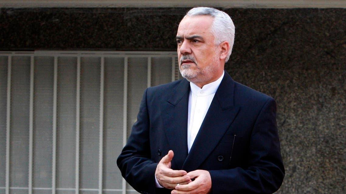 Mohammad Reza Rahimi AP Iran