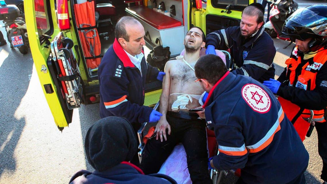 Tel Aviv bus attack (Reuters)