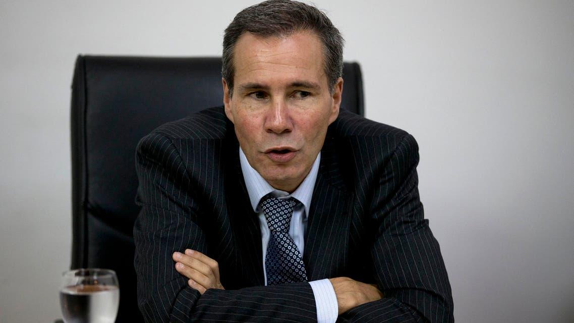 Alberto Nisman (AP)