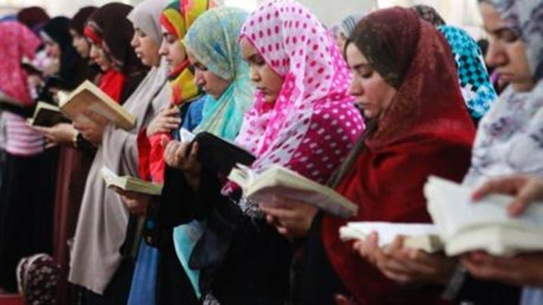 Egypt opens door for women preachers al arabiya english - Perche le donne musulmane portano il velo ...