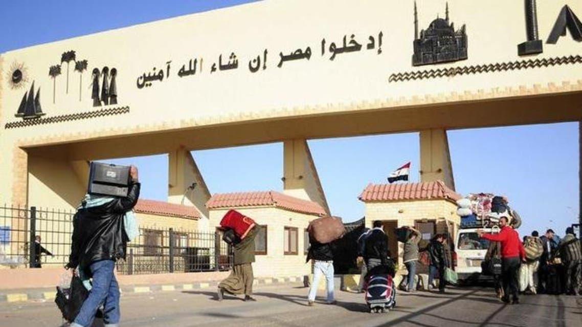 مصر ليبيا