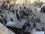 34 قتيلاً بتفجير انتحاري في بغداد