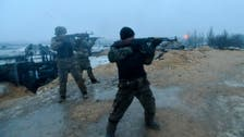 أوكرانيا.. مقتل جندي وجرح 7 في هجمات للانفصاليين