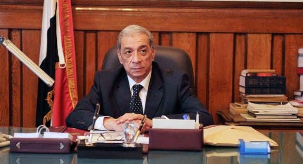 دادستان کل مصر هشام برکت