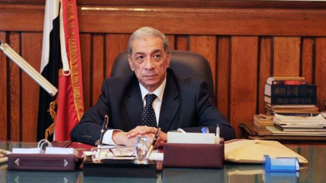 النائب العام المصري هشام بركات