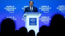 Sisi tells Davos 2015: 'no one can monopolize the truth'