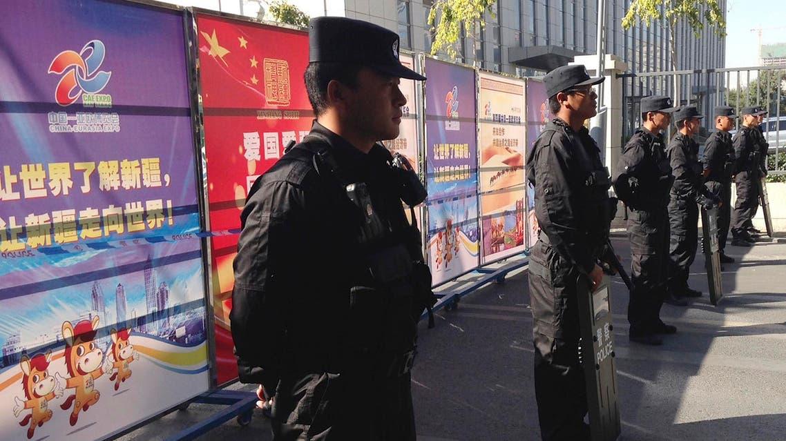 Xinjiang AP