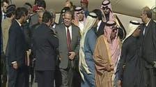 Pakistani PM Nawaz Sharif lands in Saudi for royal funeral