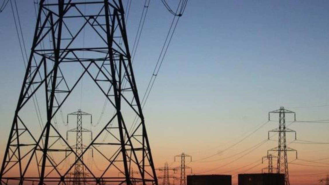 أبراج الكهرباء في مصر
