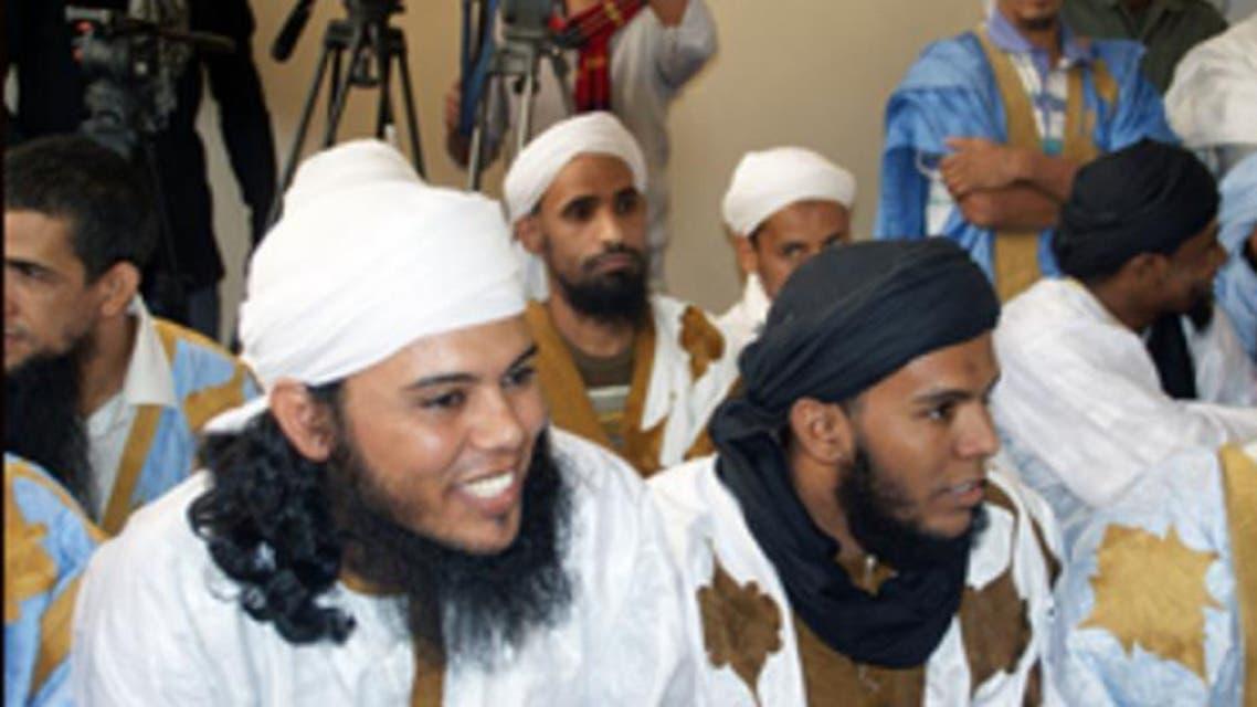 سجناء من التيار السلفي في موريتانيا