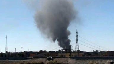 """6 غارات للتحالف على وحدات تكتيكية لـ""""داعش"""" قرب الرمادي"""