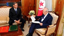 Tunisia premier-designate forms new government without Islamists