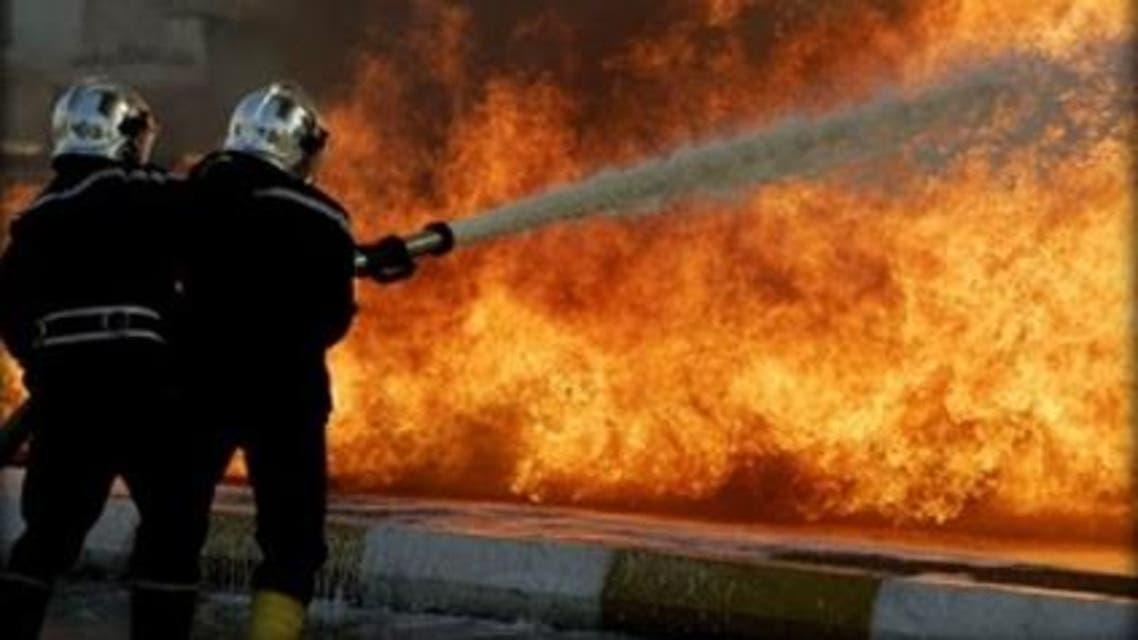 مصر حريق