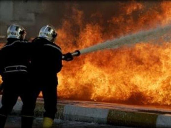 أكثر من 37 ألف حريق شب في مصر عام 2015
