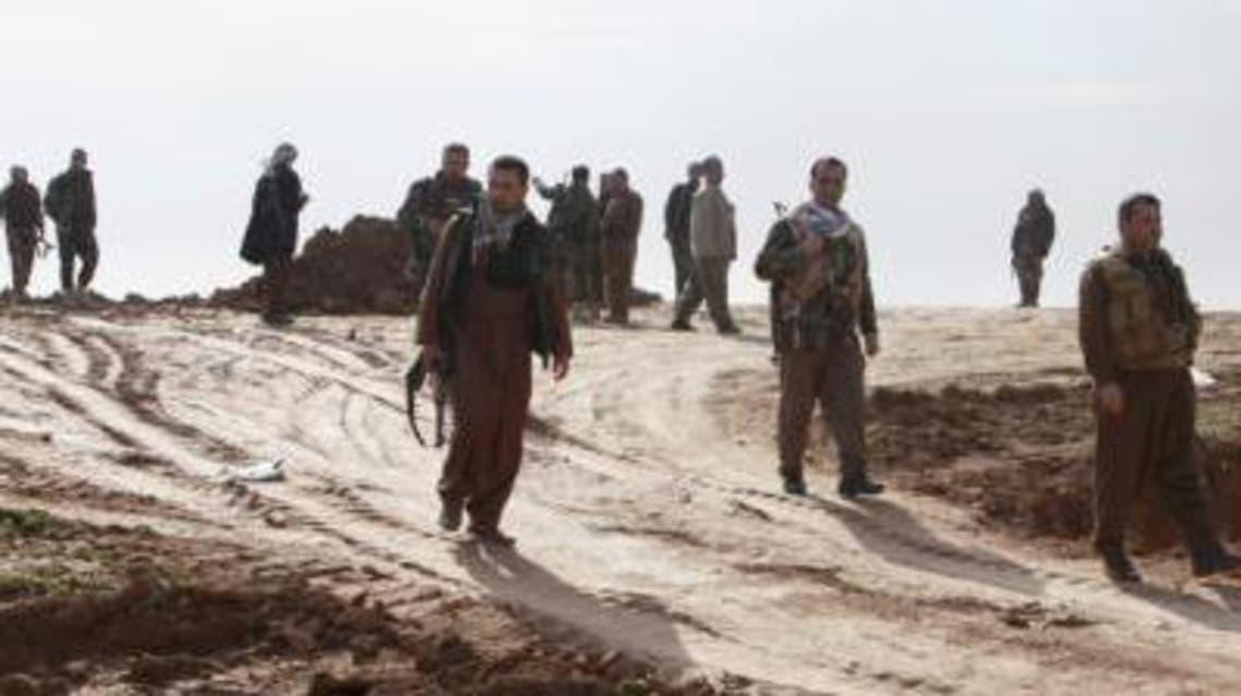 قوات البيشمركة في الموصل