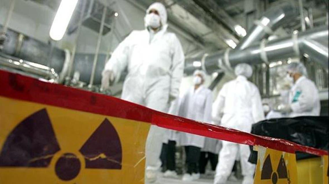 نووي إيران النووي الإيراني