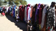 إنقاذ نساء وأطفال من قبضة بوكو حرام في نيجيريا