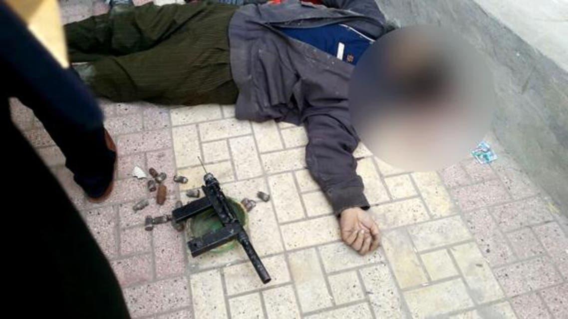 مقتل إرهابي في مصر