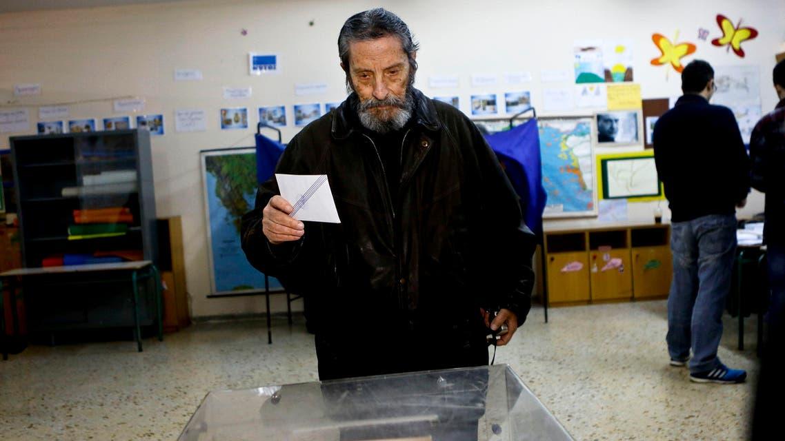 الانتخابات في اليونان