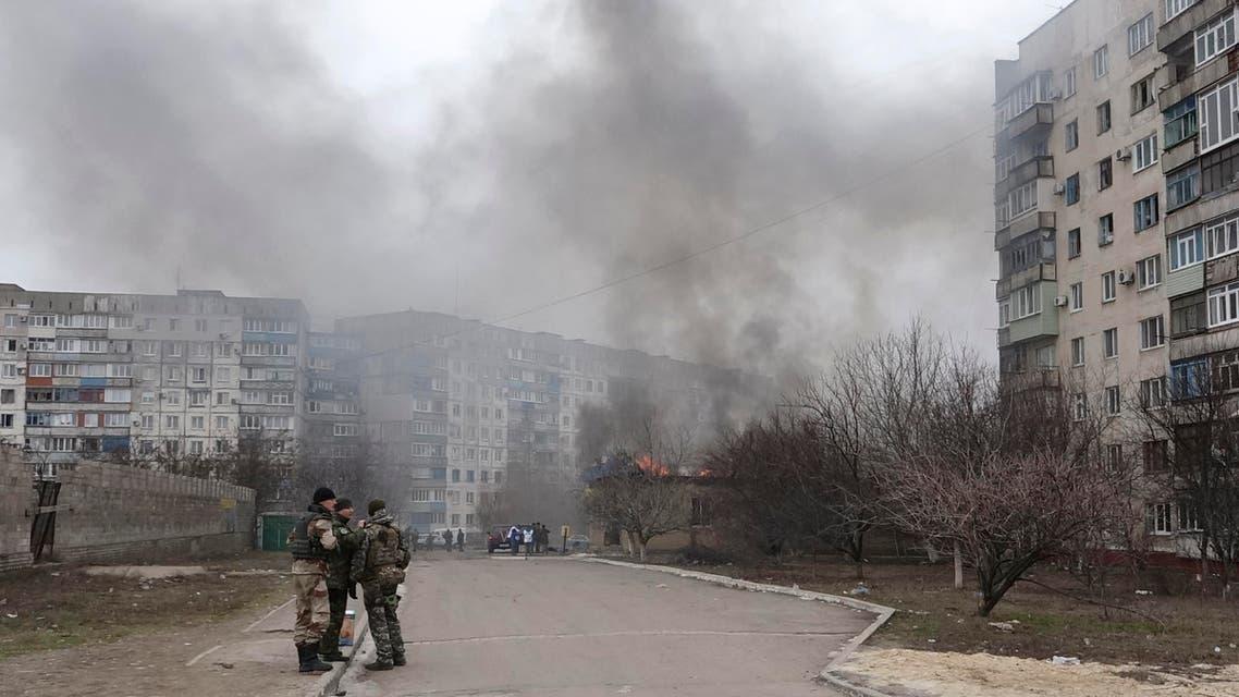 اوكرانيا
