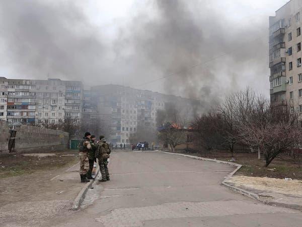 بان كي مون يدين قصف شرق أوكرانيا وينتقد الانفصاليين