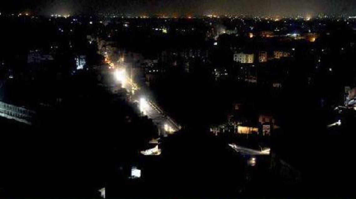 انقطاع الكهرباء في باكستان