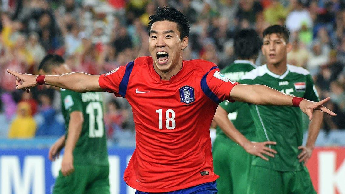 South Korea Lee Jeonghyeop Football AFP