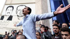 Interior minister says 516 arrested in Egypt anniversary unrest