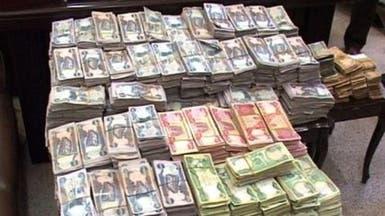 إحباط تهريب 580 مليون دينار عراقي للأردن