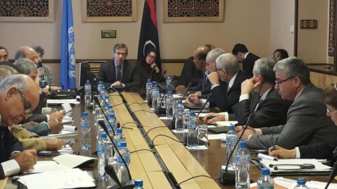 حوار ليبيا