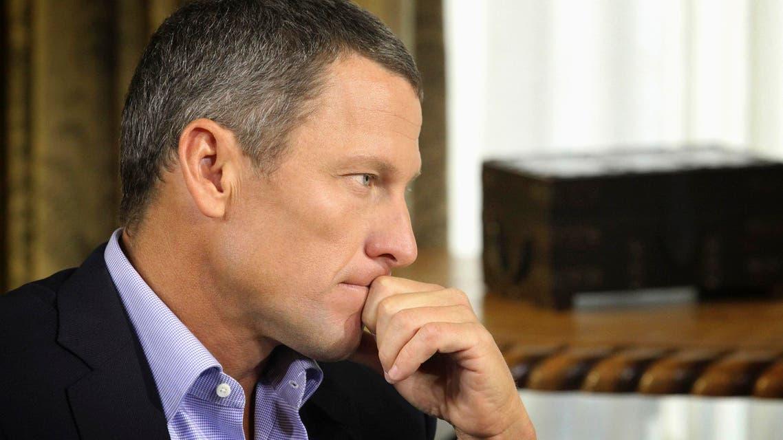 Lance Armstrong (AP)