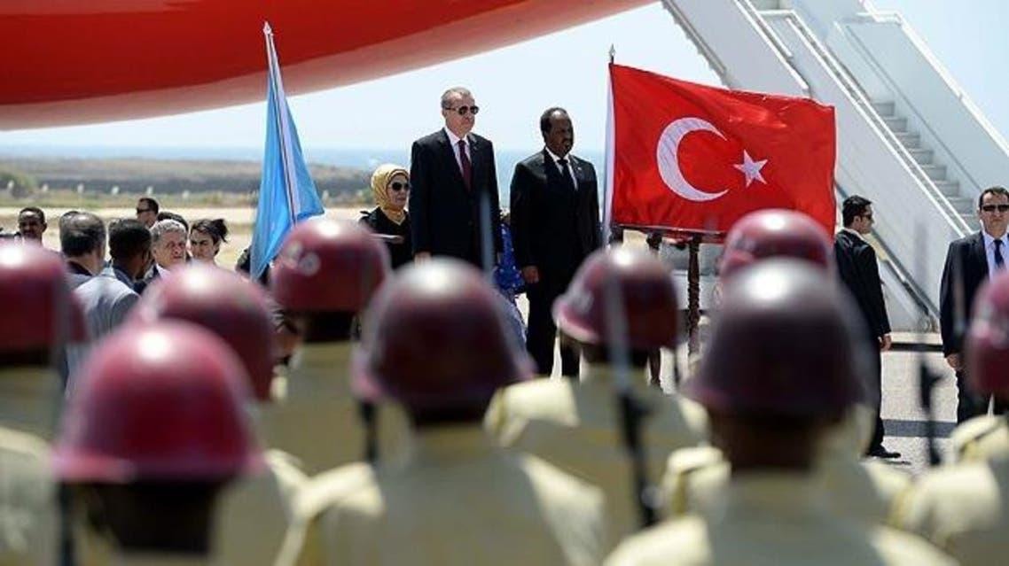 tayyeb visit Somalia