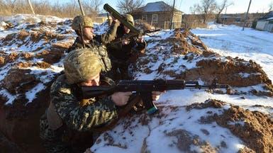500 عامل منجم عالقون تحت الأرض بسبب معارك أوكرانيا