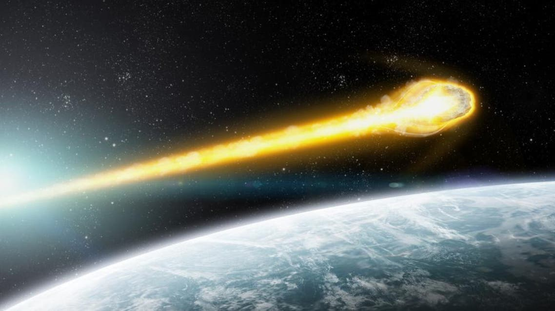 Asteroid Earth Shutterstock
