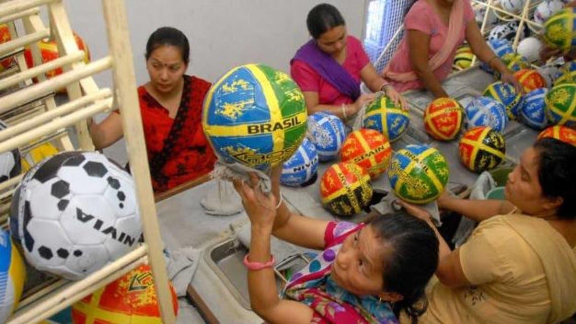 INDIA FOOtball afp