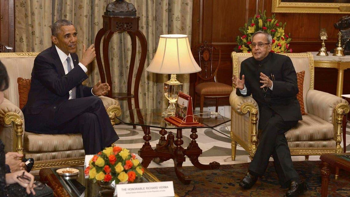 Obama on landmark India visit