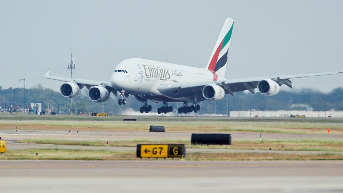 Emirates oil concerns (AP)
